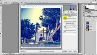 19) Creare Effetti Alla Instagram - Photoshop CS6 - Camera Raw - Tutorial Italiano