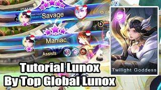 Tutorial Hero : LUNOX ! Mage Yang Susah Dipake & Damage ga wajar :))