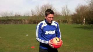 Learn Football Soccer Skills - Shooting Tips