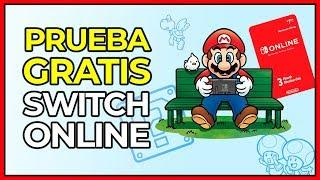 [TUTORIAL] ¡PRUEBA GRATIS 7 DÍAS DE NINTENDO SWITCH ONLINE! | Nintendo Switch Online