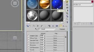 Tutorial 3D Studio Max Português - Vinheta Abertura WARNER Pt 1