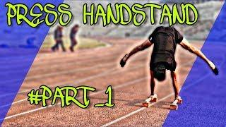 Press Handstand Tutorial Part-1 || #NGC_PARKOUR ||