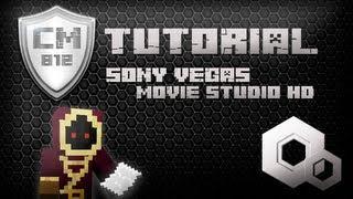 Tutorial - Sony Vegas Movie Studio HD [Danish]