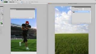 Photoshop Cs5 / Cs6 Tutoriel Français - Extraire D'un Fond Vert (chromakey) Partie 2