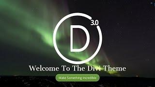 How To Make A Wordpress Website 2016 | NEW Divi Theme 3.0 Tutorial - AMAZING!