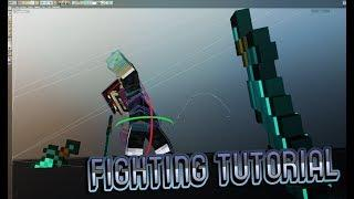 Latez Animation Tutorial 2: Fighting Animation - Cinema 4D Tutorial