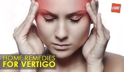 Vertigo Home Remedies | Health Tips