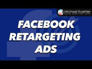 Facebook Retargeting Tutorial - How To Install Facebook Retargeting Pixel