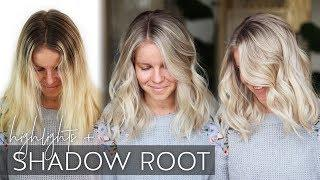 Babylight Tutorial with a Shadow Root on Blonde Hair (Easy Technique!)