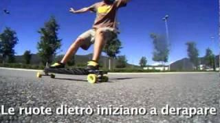 Standup Slide Tutorial Italiano