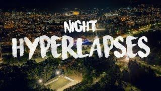 DJI Mavic 2 Pro - Create AMAZING Night Hyperlapses (Tutorial)