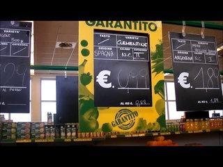 TUTORIAL SPESA AL SUPERMERCATO CON TRE EURO! VLOG LIDL E MD