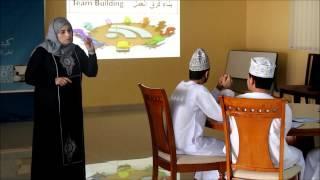 دورة ومسابقة العمل التطوعي في كلية السلطان قابوس لتعليم اللغة العربية للناطقين بغيرها-اليوم الأول