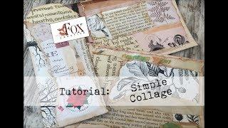 Tutorial: Simple Collage