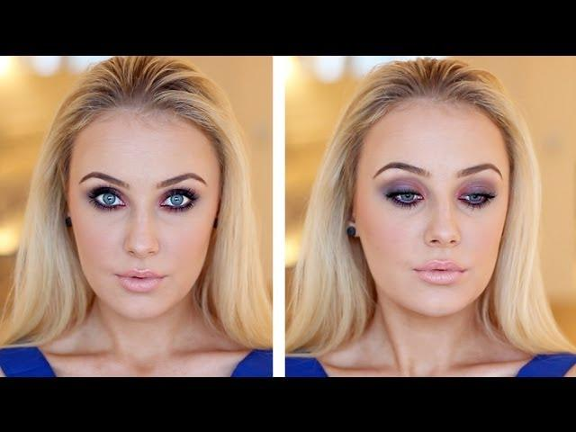 Smokey Eye Look For BROWN & GREEN EYES!
