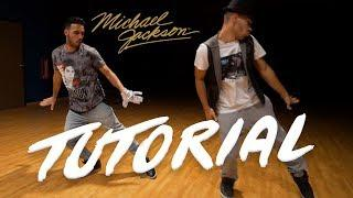 Michael Jackson - Behind the Mask  (Dance Tutorial) Choreography | MihranTV