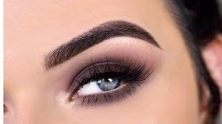 Dose of Colors Pretty Cool Eyeshadow Palette | Matte Smokey Eye Tutorial