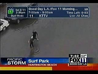 Funny Surfer Dude