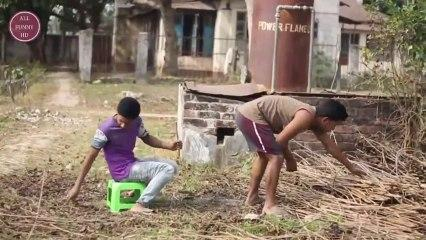 New Year Latest Funny Comedy Video  Episode 13 | All Funny Hd