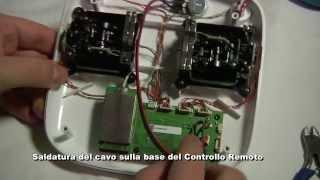 DJI PHANTOM Tutorial Italiano - Sostituzione Potenziomentro Radiocomando