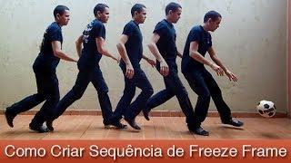 Como Criar Sequência De Freeze Frames No Final Cut Pro X Tutorial Português