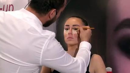 Makeup Tutorial By Milad Hannoun About Contouring And Highlighting (makeup Workshop First Day)