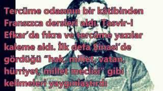 Namık Kemal'in Hayatı