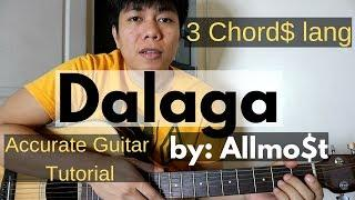 ALLMOST - DALAGA (Easy Guitar Tutorial)