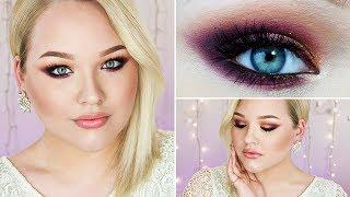 Picture Perfect For Prom: Colored Glamour∙ Makeup Tutorial