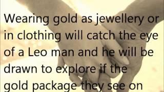 Leo Sex -- How To Seduce A Leo Man
