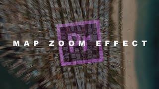 Tutorial Membuat MAP ZOOM EFFECT - Adobe Premiere Pro (Indonesia)