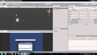 5. Unity Tutorial - Move Object (Thai)
