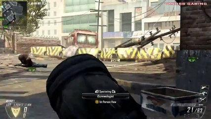 VanossGaming Black Ops 2 Crossbow Glitch + Tutorial - Funny Spider Run, Crawl Animation