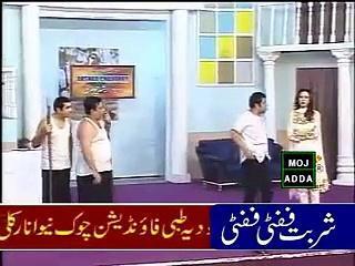 Very Funny Naseem Viki Stage Drama Clip