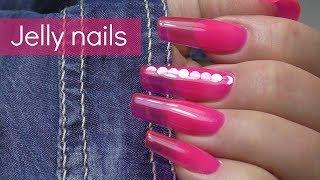 Jelly nails tutorial