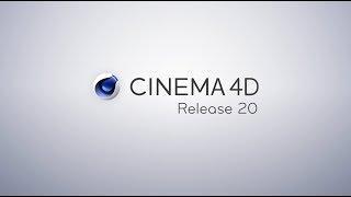 Cinema 4D R20 Tutorial   Volume Modeling in depth