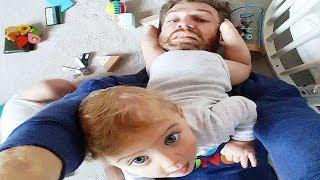 Funny Daddy and Baby Moments - Funny Cute Videos
