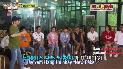 FUNNY RM EP 360 | TEA HANG HO NHẢY BÀI NEW FACE CỰC CUTE