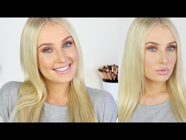 GET READY WITH ME: My Flawless Everyday Routine! | Lauren Curtis