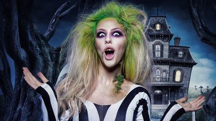 Make Me a Monster: Duo Give Amazing SFX Makeup Tutorials