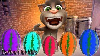 Talking Tom Cat, Cat Tom and Friends, Videos Cartoon Funny, Cartoon For Kids 2018 - Part 05
