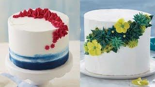 Best Cake Decorating Tutorial 2018 | Yummy Cake Decorating | Cake Decorating Tutorial