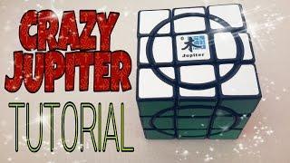 Cómo RESOLVER el CRAZY 3X3 JÚPITER!!! | Tutorial Del Rubikeo