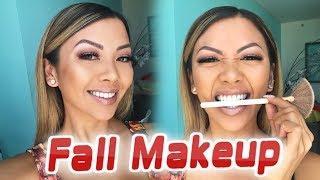 MY FAVORITE SIMPLE FALL LOOK TUTORIAL! | Liane V