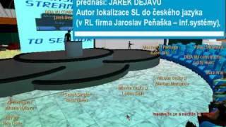 Czech&Slovak Second Life University - 1st Discourse - P.1