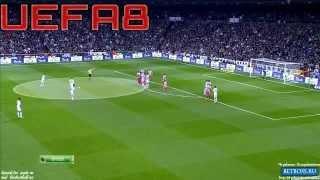 Cristiano Ronaldo Amazing Free Kick Goal (Real Madrid Vs Atletico Madrid) 1-0
