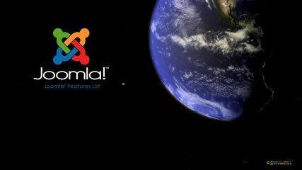 Joomla! 2.5 Tutorial - Features