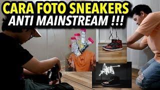 Cara Foto Sneakers Terbang!!! +Penjelasan 3 Elemen Exposure (Basic Tutorial)