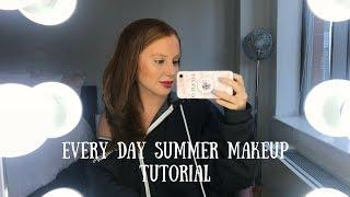 Jackie O's Every Day Summer Makeup Tutorial