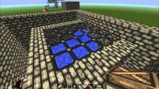 Dansk Minecraft [Tutorial] Egg/Feather/Chicken Farm - RoFLCrafters 1.4.2